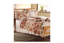 Покривки за легло (кувертюри/шалтета) » Покривка за легло Dilios Алегра Цветя