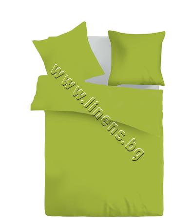 157449844489 Спален комплект Dilios Едноцветен Зелено