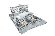 Спално бельо комплекти » Спален комплект Dilios Рок