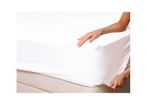 Долни чаршафи » Долен чаршаф с ластик Dilios Трико Бяло