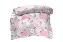 Пликове/торби за завивки » Плик за завивка Dilios Букет Розов