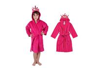 Детски хавлиени изделия » Детски халат Dilios Принцеса